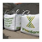 800 kg Big Bag greenSand 10-30 µ