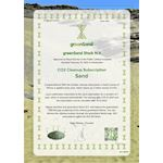 greenSand CO2 Sand cleanup subscription